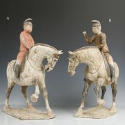 A Tang Dynasty Equestrian Rider