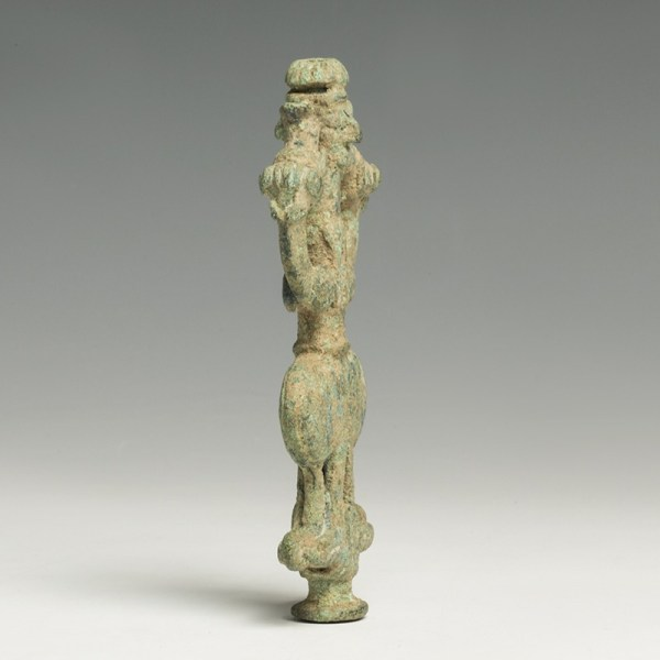 Luristan Bronze Master of the Animals Finial