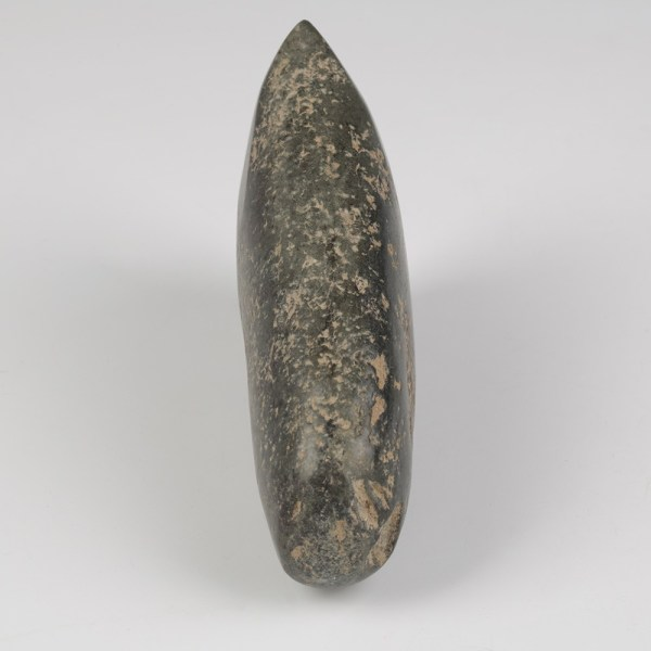 Neolithic Polished Stone Axe Head