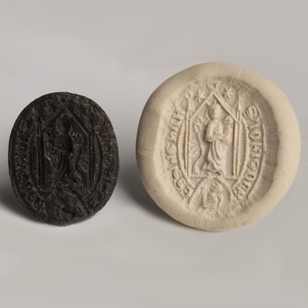 Medieval Seal of John Messingham