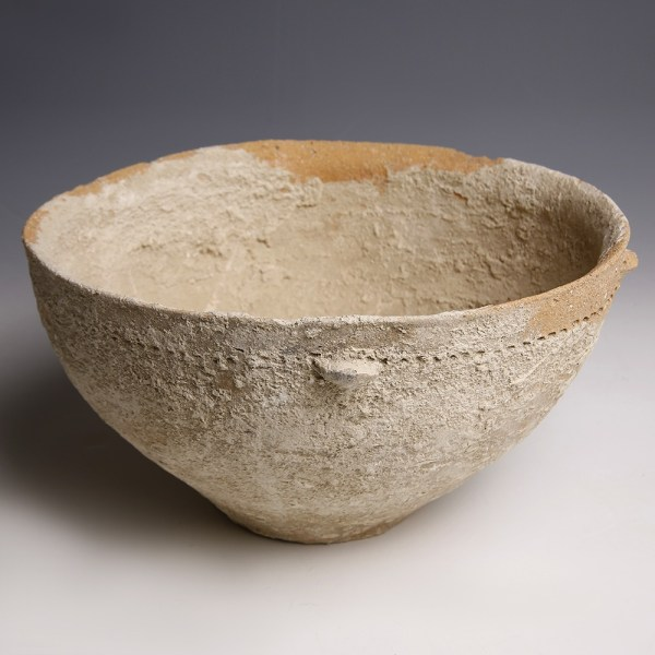 Terracotta Bowl from Holy Land