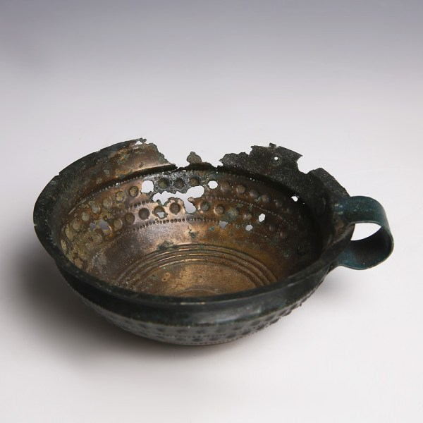 Late Bronze Age Embossed Cup