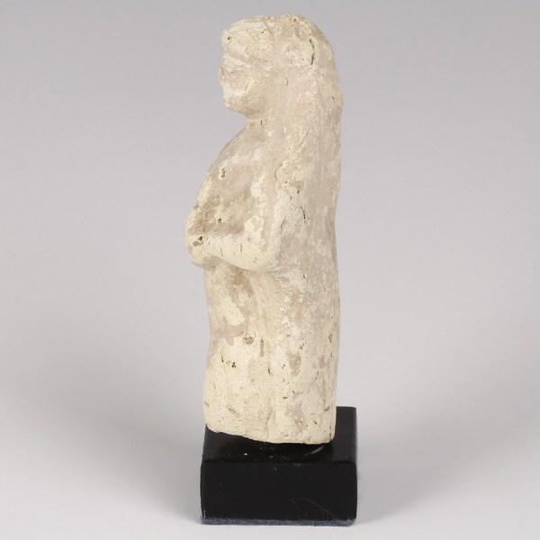 Old Babylonian Astarte and Child Figurine