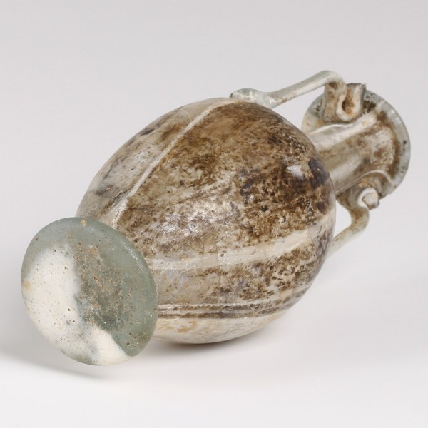 Roman Two-Handled Amphora Flask