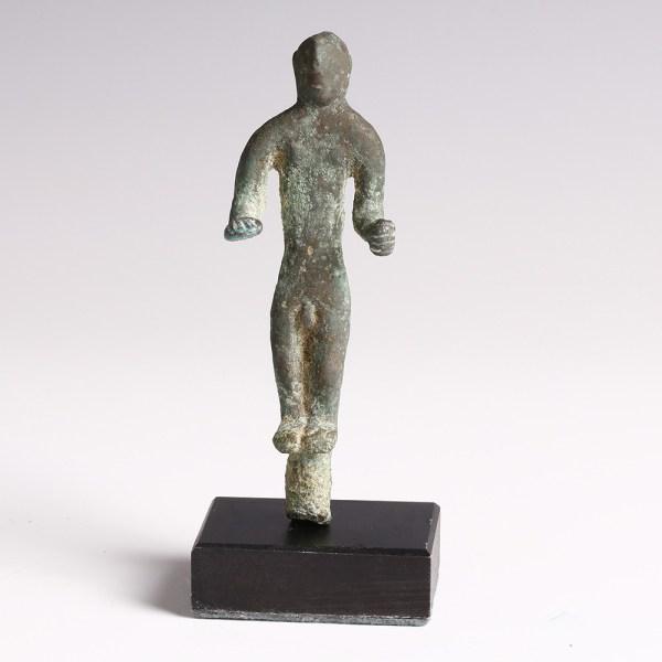 Luristan Bronze Votive Figurine