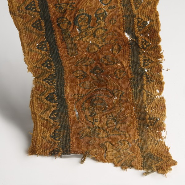 Coptic Textile with Mythological Figures