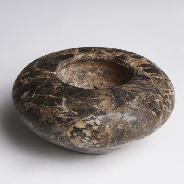 Cycladic Serpentine Bowl