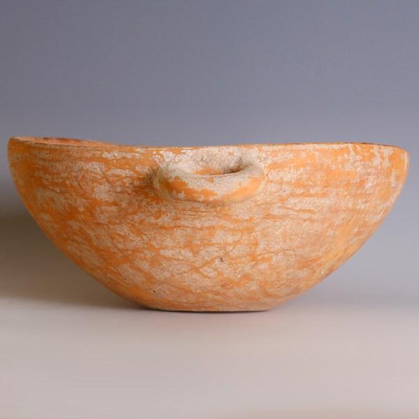 Amlash Ritual Spouted Bowl