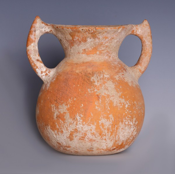 Amlash Terracotta Amphora