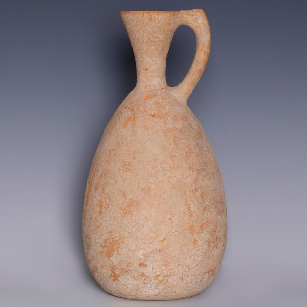 Amlash Culture Terracotta Pitcher