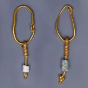 Matching Pair of Roman Earrings