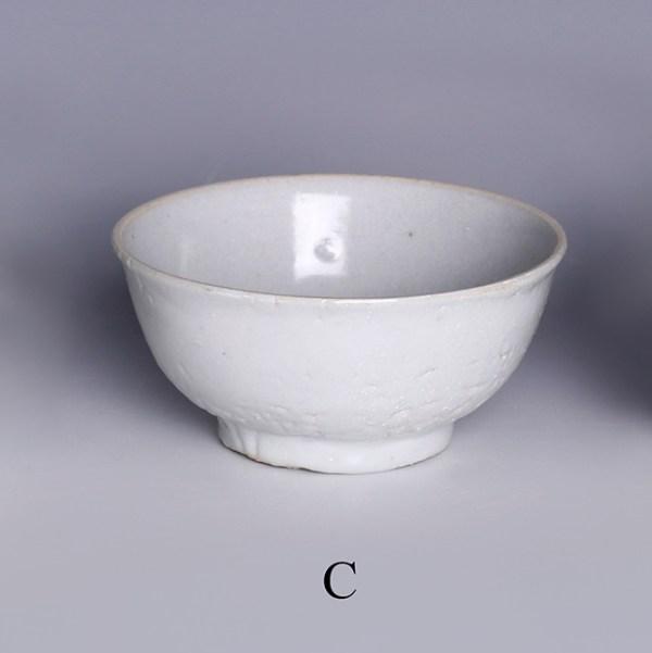 tek sing wreck small white bowls c