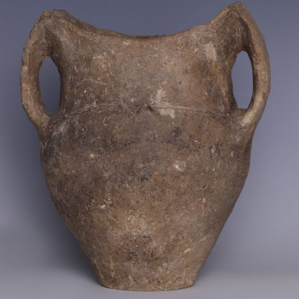 Yangshao Culture Twin Handled Jar