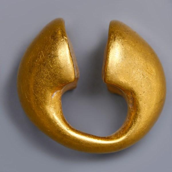Archaic Eastern Greek Gold Ornament