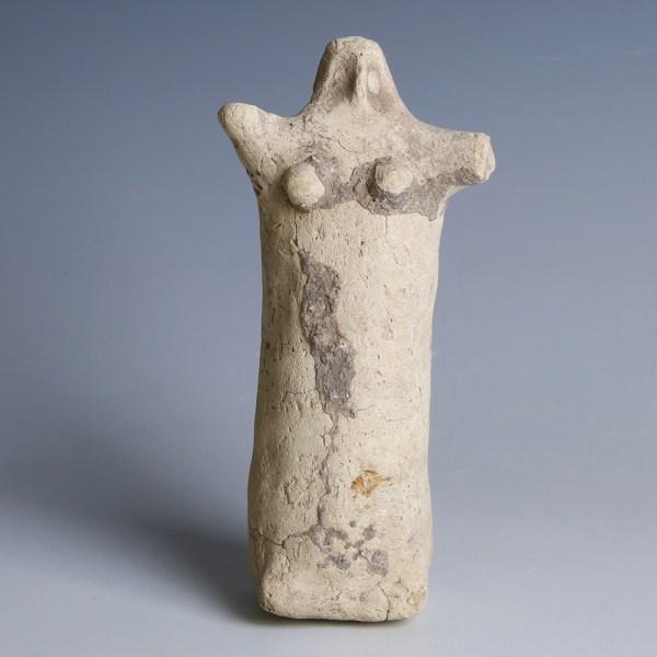 Mesopotamian Terracotta Votive Figurine