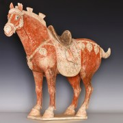 Tang Dynasty Mingqi Horse