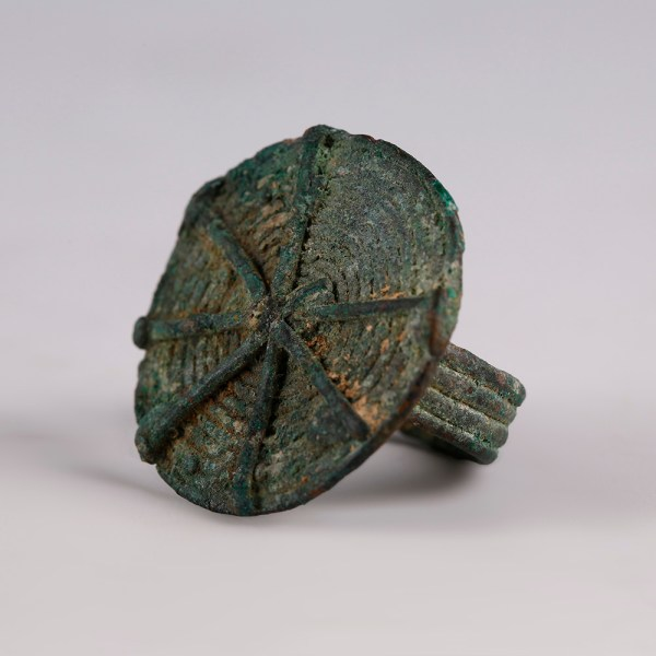 Bronze Ring from Bactria
