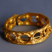 Medieval Golden Ring
