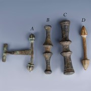 Selection of Celtic Clothing Toggles
