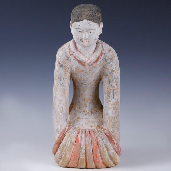 Han Dynasty Female Court Attendant