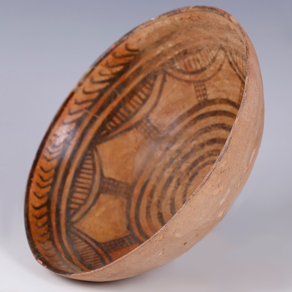 Indus Valley Bowl with Geometric Design