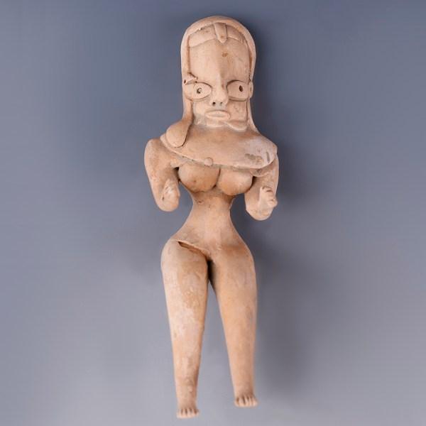 Indus Valley Votive Statuette