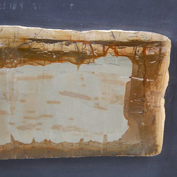 Large Landscape Stone Slab on Slate