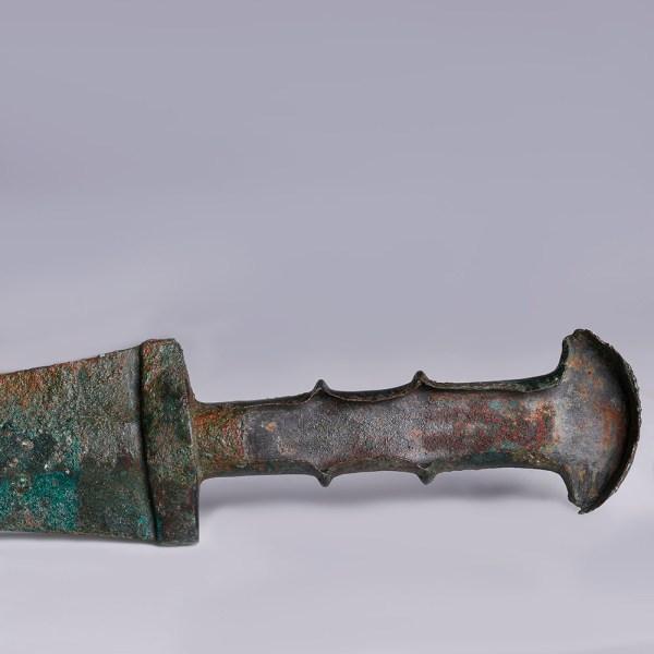 Incredibly Fine Luristan Bronze Sword