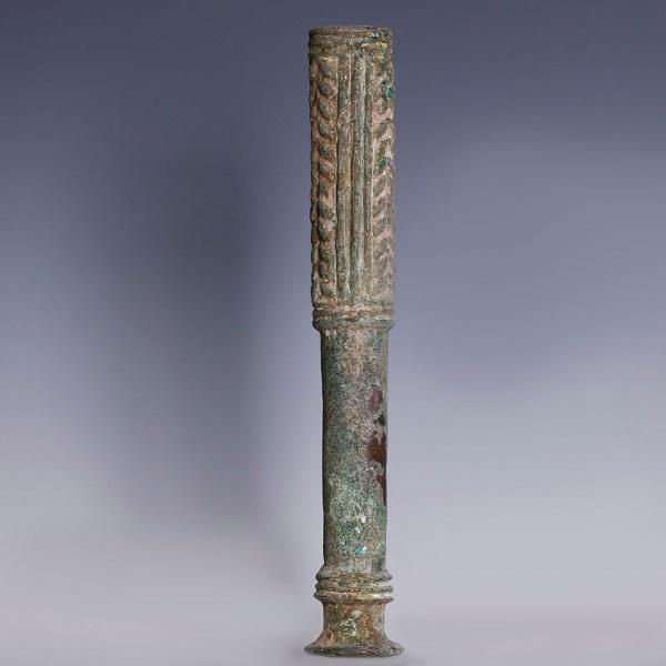 Luristan Bronze Macehead