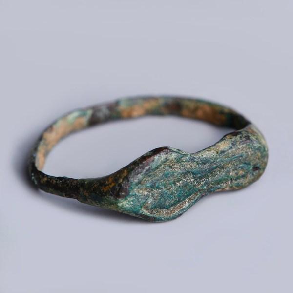 Roman Planta Pedis Ring