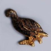 Ancient Egyptian Gold Nekhbet Amulet