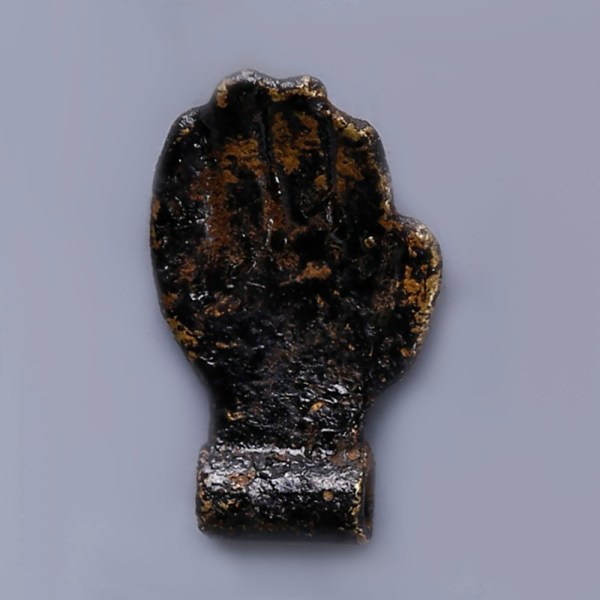 Egyptian Gold Amulet of a Hand