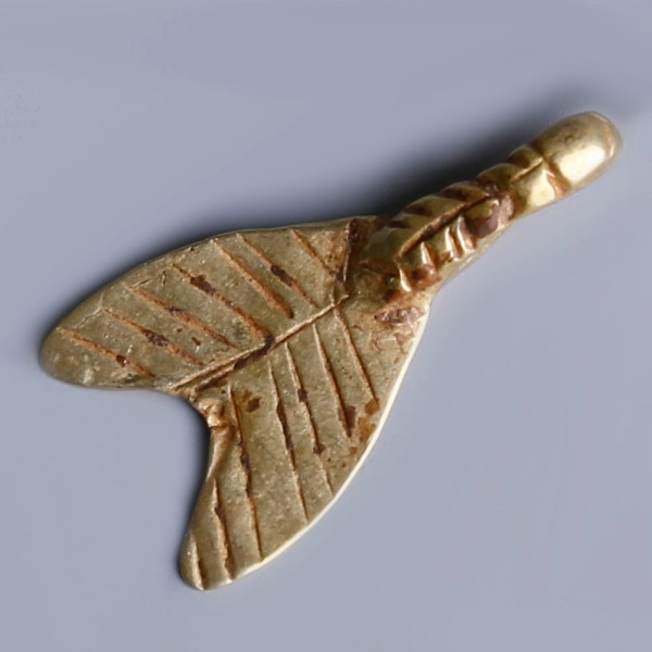 Egyptian Golden Fly Amulet