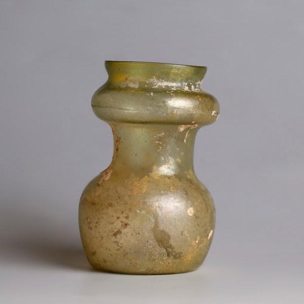 Ancient Roman Yellow Jar