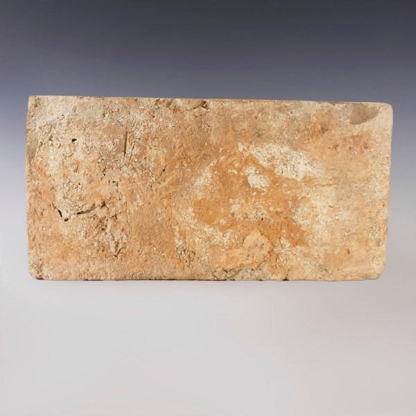 Chinese Northern Wei Reclining Buddha Brick