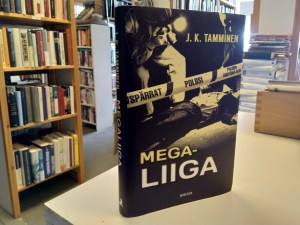 Tamminen, J.K. - Megaliiga