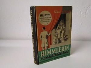 Himmlerin henkilääkärinä - Muistelmia kolmannesta valtakunnasta 1939-1945 (Felix Kersten)
