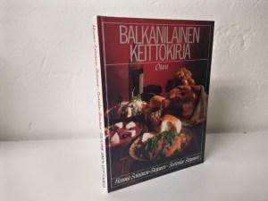 Balkanilainen keittokirja (Henna Soininen-Stojanov,Svetoslav Stoyanov)