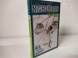 Stine, R.L. - The Nightmare room - Älä unohda minua!