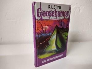 Stine, R.L. - Goosebumps - Kuka katoaa seuraavaksi?