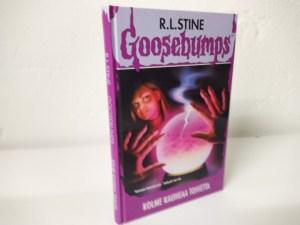 Stine, R.L. - Goosebumps - Kolme kauheaa toivetta