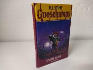 Stine, R.L. - Goosebumps - Keskiyön kulkijat