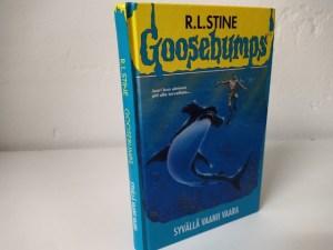 Stine, R.L. - Goosebumps - Syvällä vaani vaara