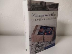 Lundberg, Ulla-Lena - Marsipaanisotilas