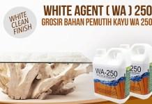 Jual White Agent Untuk Pemutih Kayu Ramah Lingkungan