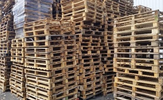 kayu pallet bekas