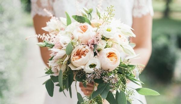 buket bungbuket bunga pernikahan pernikahan