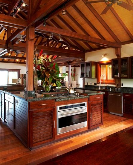 kitchen set tradisional