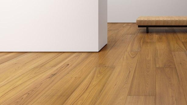 lantai kayu cempaka