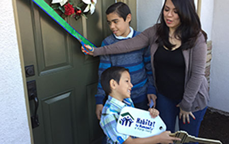 Antis Partners with Habitat for Humanity to Provide Local Family's New Home